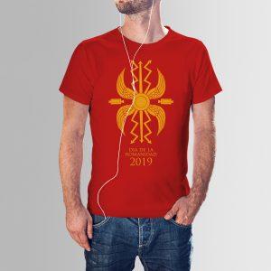 Camiseta con Escudo
